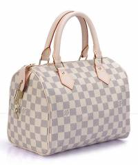 Сумка Louis Vuitton Speedy Damier Azur