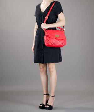 Сумка Marc by Marc Jacobs Classic Q Lil Ukita Red