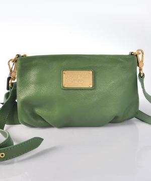 Сумка Marc By Marc Jacobs Classic Q Percy Green