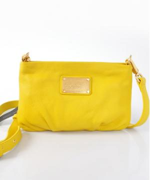 Сумка Marc By Marc Jacobs Classic Q Percy Yellow