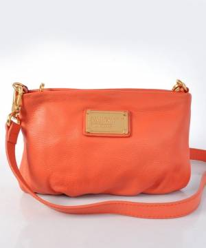 Сумка Marc By Marc Jacobs Classic Q Percy Coral