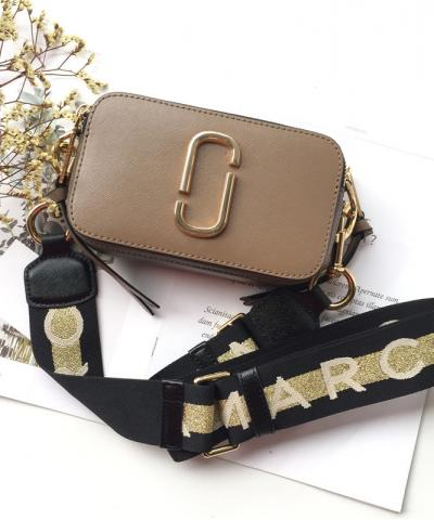 Сумка Marc Jacobs Logo Strap Snapshot Camera Bag