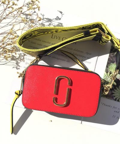 Сумка Marc Jacobs Сamera Bag Poppy Red Multi