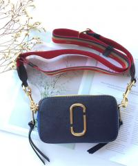 Сумка Marc Jacobs Snapshot Cross Body Bag Midnight Blue Multi