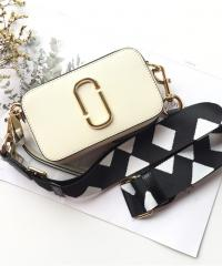 Сумка Marc Jacobs Snapshot Camera Bag Cloud White Multi