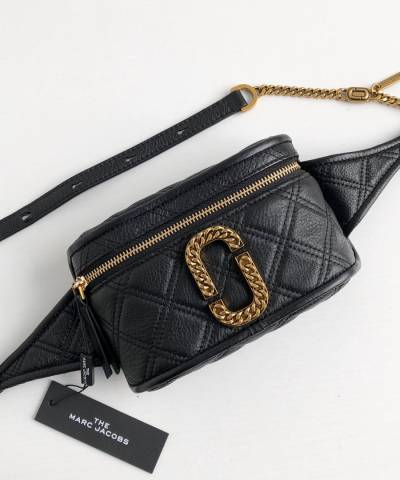 Сумка Marc Jacobs The Leather Status Belt Bag