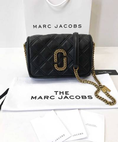 Сумка Marc Jacobs The Status Bag Black