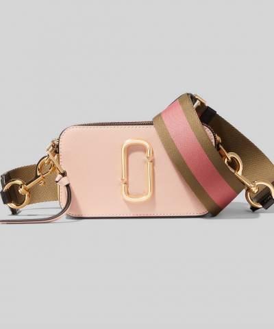 Сумка Marc Jacobs The Snapshot New Rose Multi