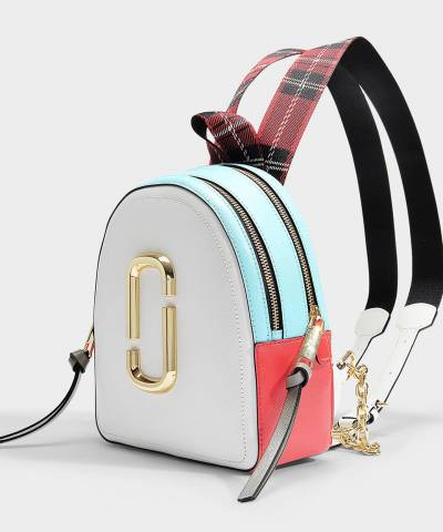 Рюкзак Marc Jacobs Pack Shot Backpack Porcelain