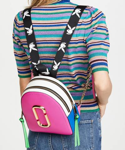 Рюкзак Marc Jacobs Pack Shot Backpack Pink