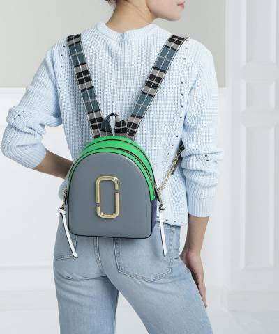 Рюкзак Marc Jacobs Pack Shot Backpack Grey