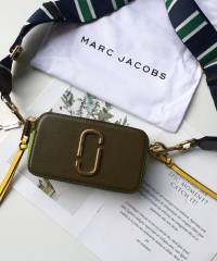 Сумка Marc Jacobs Snapshot Bag Dark Green