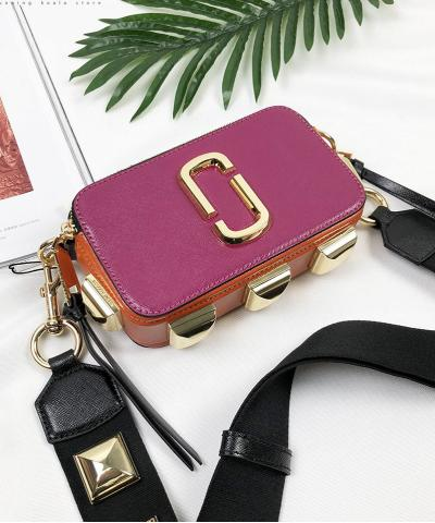 Сумка Marc Jacobs Studded Snapshot Small Camera Bag