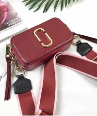 Сумка Marc Jacobs Snapshot Bag Red Multi