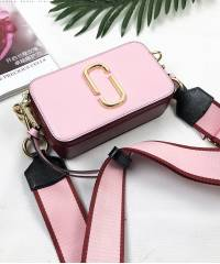 Сумка Marc Jacobs Snapshot Bag Baby Pink