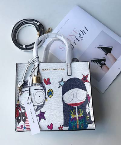 Сумка Marc Jacobs Anna Sui Snapshot Tote Bag