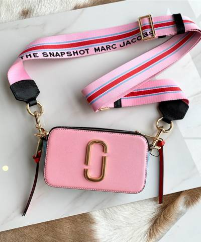 Сумка Marc Jacobs Snapshot Bag Tart Pink Multi
