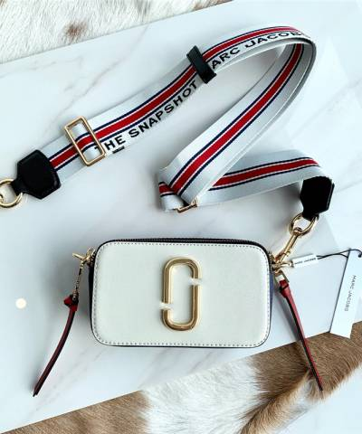 Сумка Marc Jacobs Snapshot Bag Coconut Multi