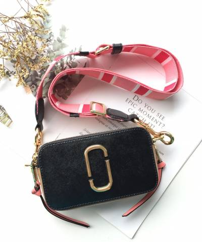 Сумка Marc Jacobs Snapshot Сamera Bag Black Mutli