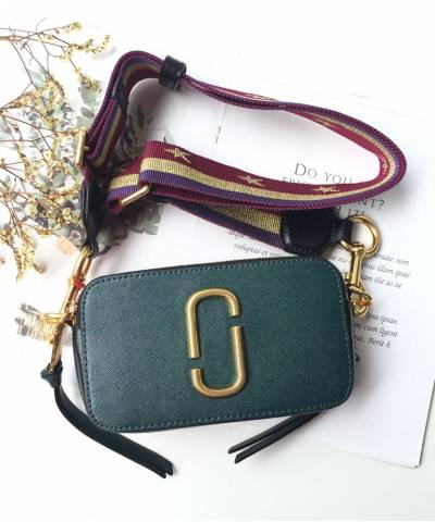 Сумка Marc Jacobs Snapshot Camera Bag Dark Green
