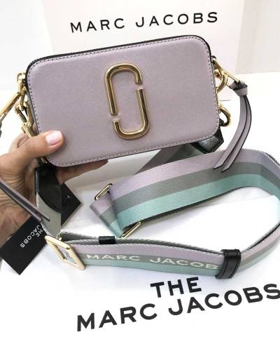 Сумка Marc Jacobs Snapshot Dusty Lilac Multi