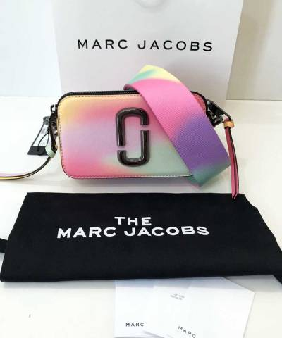 Сумка Marc Jacobs The Snapshot Airbrush