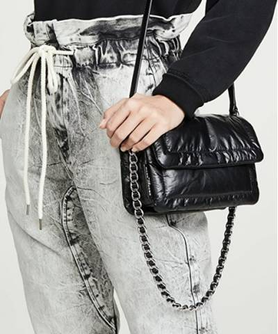 Сумка Marc Jacobs The Pillow Bag Black