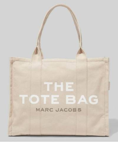 Сумка Marc Jacobs The Traveler Tote Bag Beige