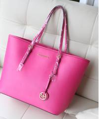 Сумка Michael Kors Jet Set Travel Pink