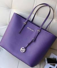 Сумка Michael Kors Jet Set Travel Violet