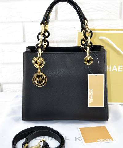 Сумка Michael Kors Cynthia Small Black