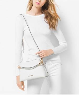 Сумка Michael Kors Portial Medium White