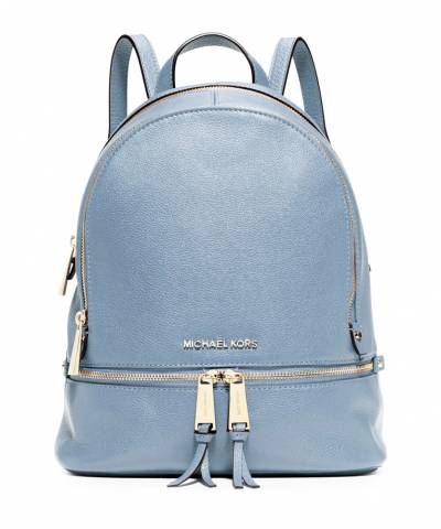 Рюкзак Michael Kors Rhea Backpack Pale Blue