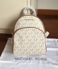 Рюкзак Michael Kors Abbey Vanilla Backpack