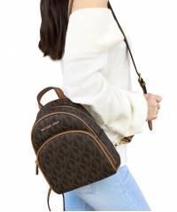 Рюкзак Michael Kors Abbey Acorn Brown Backpack