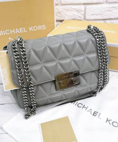 Сумка Michael Kors Sloan Grey