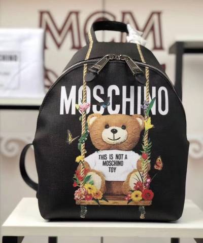 Рюкзак Moschino Teddy Bear Backpack