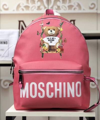 Рюкзак Moschino Teddy Bear Backpack Pink