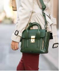 Сумка 3.1 Phillip Lim Mini Pashli Green