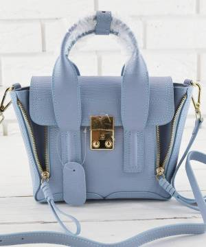 Сумка 3.1 Phillip Lim Mini Pashli Light Blue