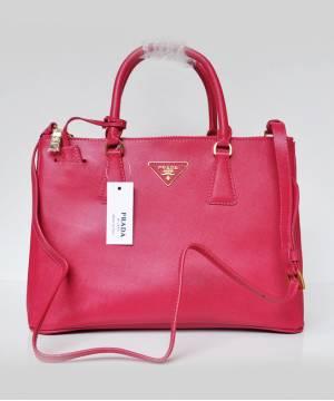 Сумка Prada Saffiano Lux Tote Bag Rose