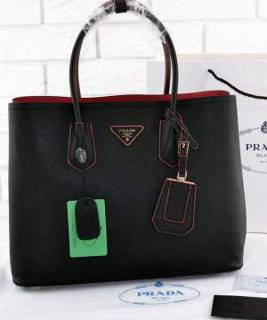 Сумка Prada Cuir Double Bag