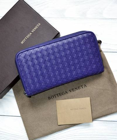 Кошелек Bottega Veneta Violet