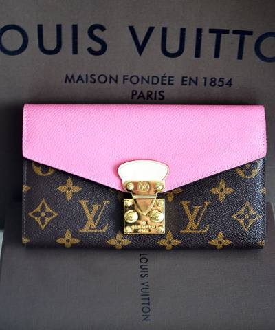 Кошелек Louis Vuitton Pallas Wallet