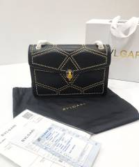 Сумка Bvlgari Serpenti Forever Studded Bag