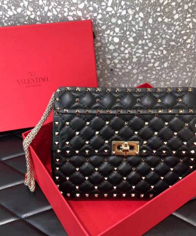 Сумка Valentino Garavani Medium Rockstud Spike Bag