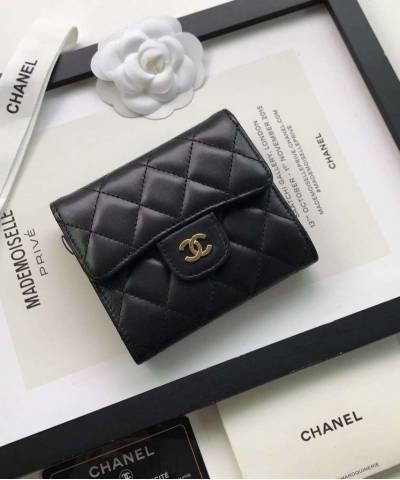 Кошелек Сhan*l Classic Small Flap Wallet