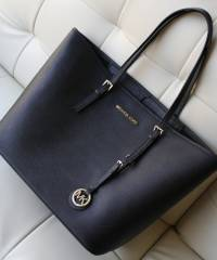 Сумка Michael Kors Jet Set Travel Black
