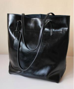 Cумка Shopper Tote Black Bag
