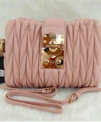 Сумка Miu Miu Pale Pink Bag